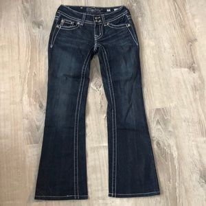 Miss Me Bootcut Jeans. Size 25